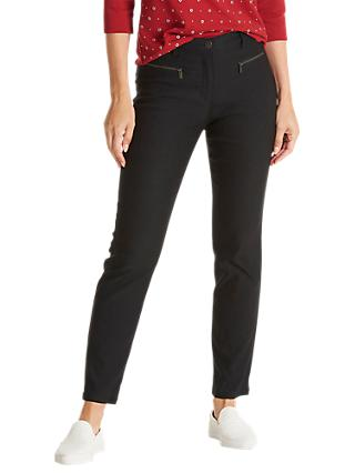 Betty Barclay Slim Fit Casual Trousers