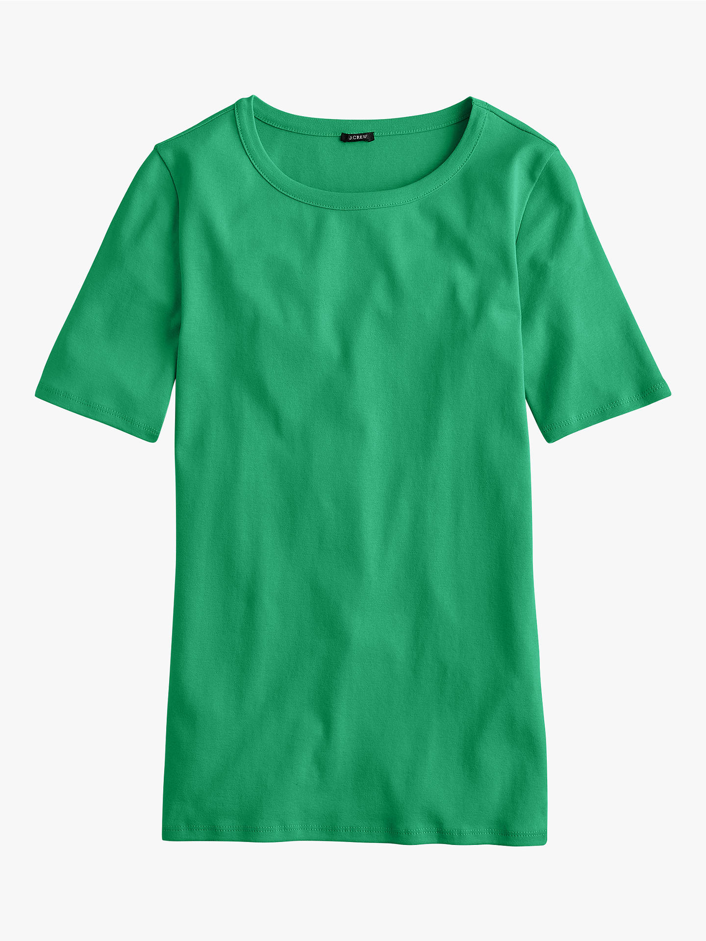 86bc2cd9cbe0 Buy J.Crew Perfect Fit T-Shirt, Alpine Meadow, XS Online at
