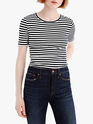 9a8c73796dd J.Crew Perfect Fit Stripe T-Shirt