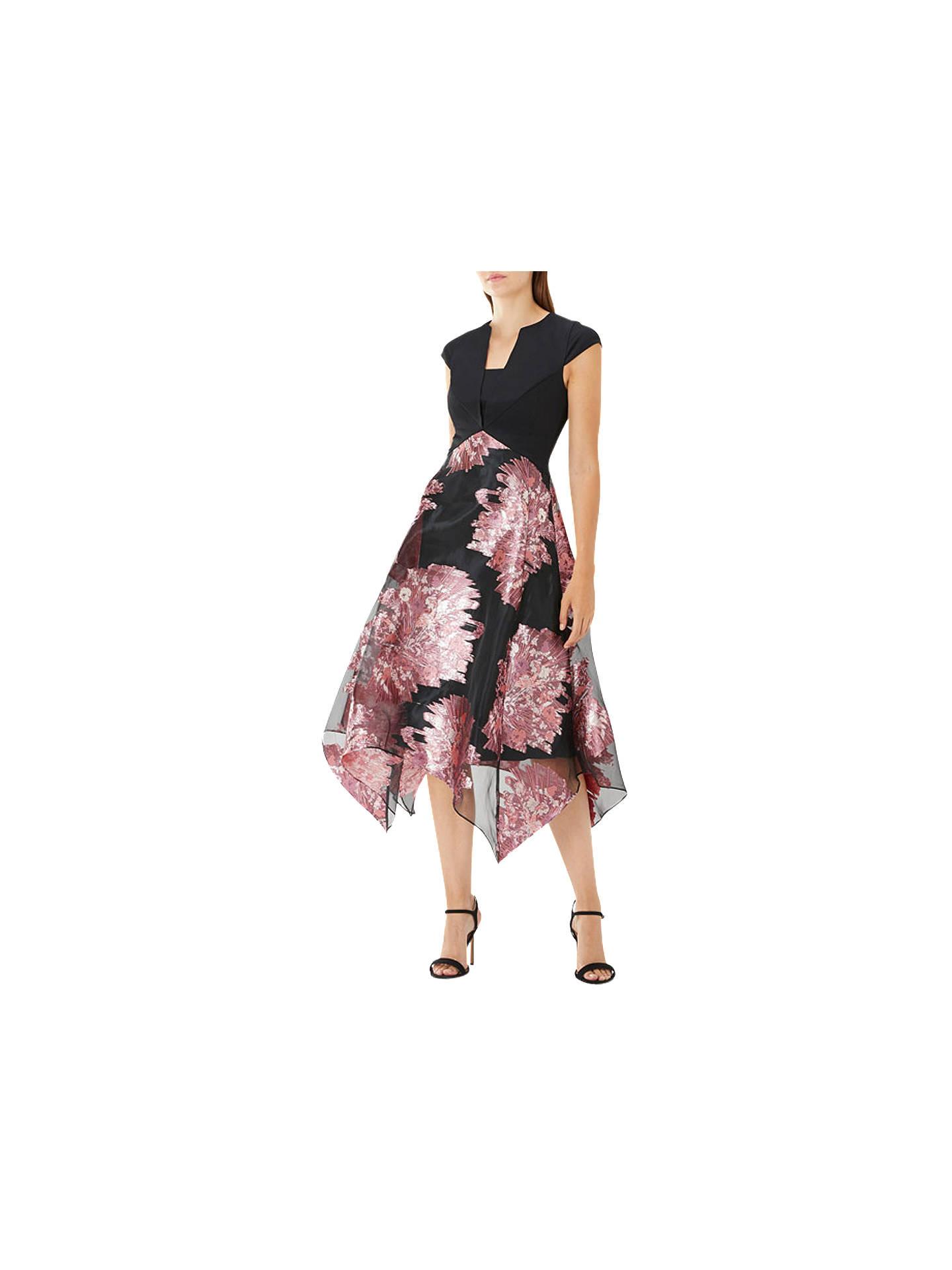 a11ecf47d9bf BuyCoast Ester Jacquard Full Midi Dress