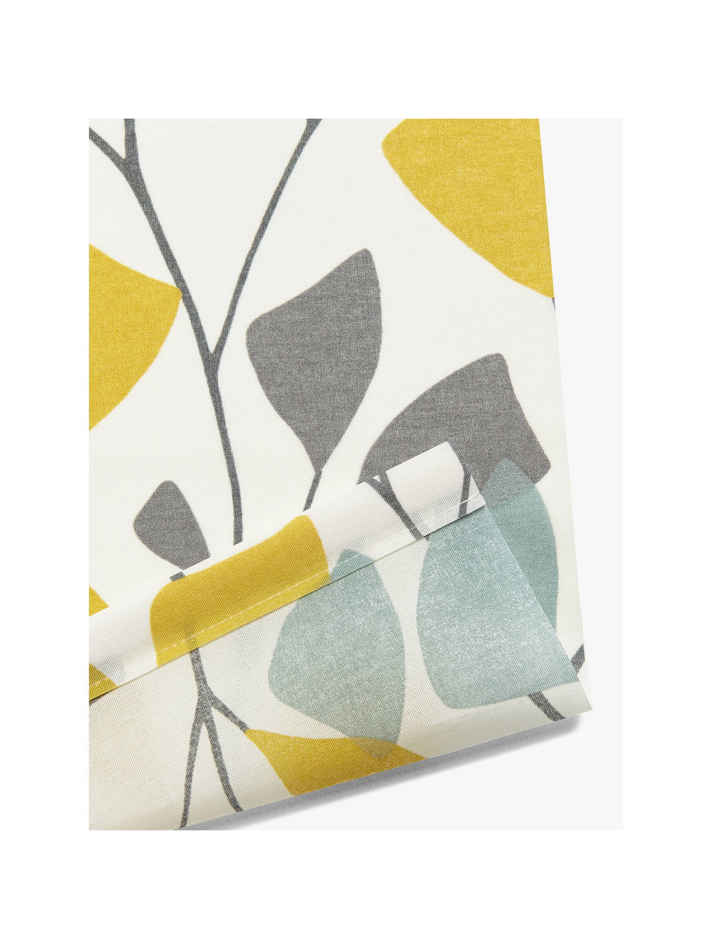 Buy John Lewis & Partners Ines Daylight Roller Blind, Citrine, W122 x Drop 190cm Online at johnlewis.com