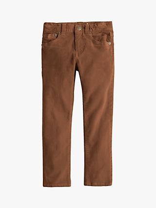 crewcuts by J.Crew Boys' Slim Stretch Corduroy Trousers