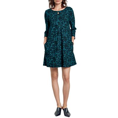 hush Confetti Dress, Green