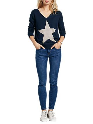 hush Stella Star Jumper