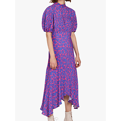 Ghost Jenna Dress, Pink Floral