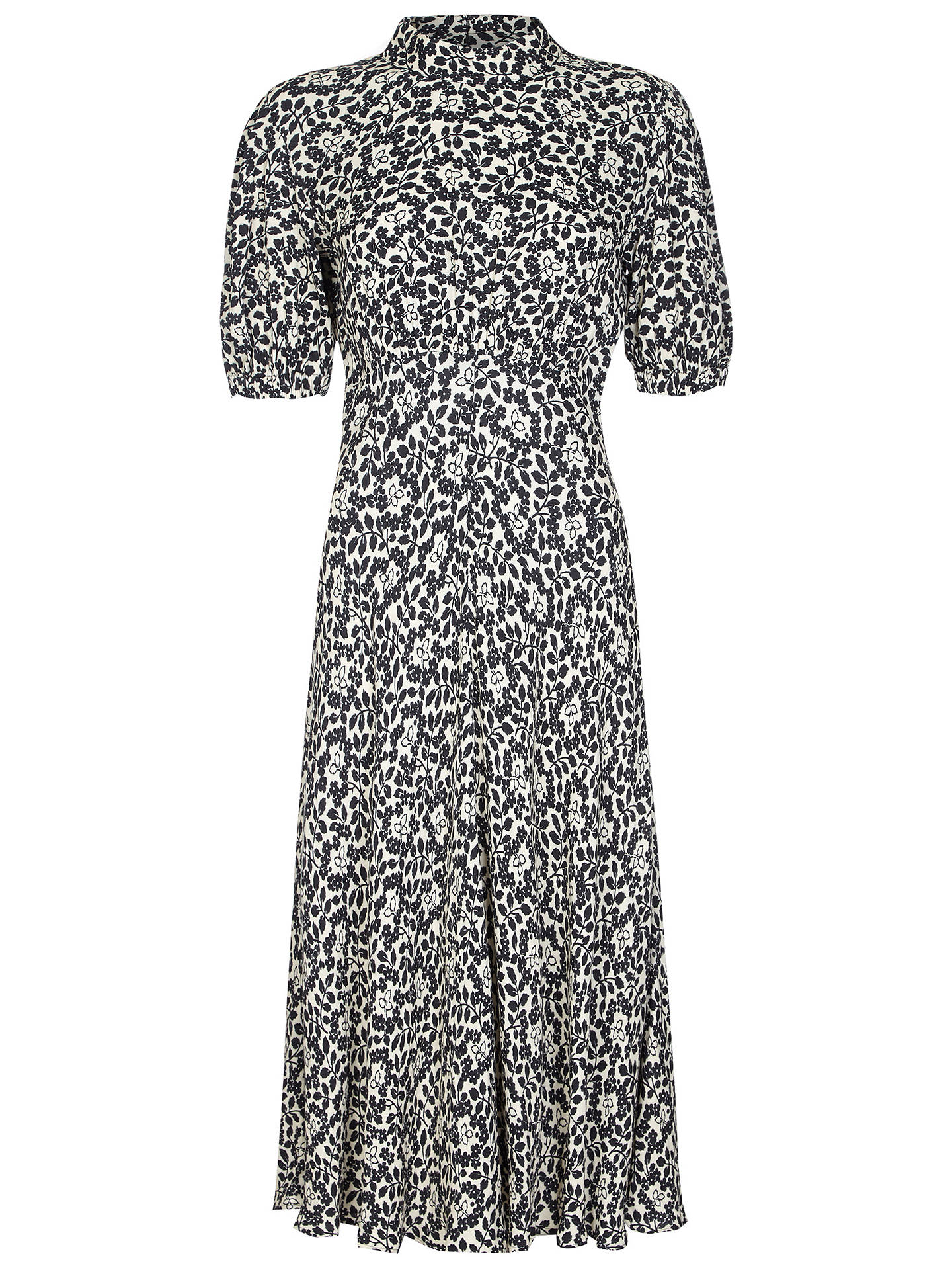 df25ed82cd3c8 ... Buy Ghost Luella Dress, Mini Helena Ditsy, XS Online at johnlewis.com  ...