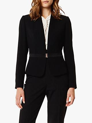 3adad0e0f5 Women's Black Coats & Jackets   John Lewis & Partners