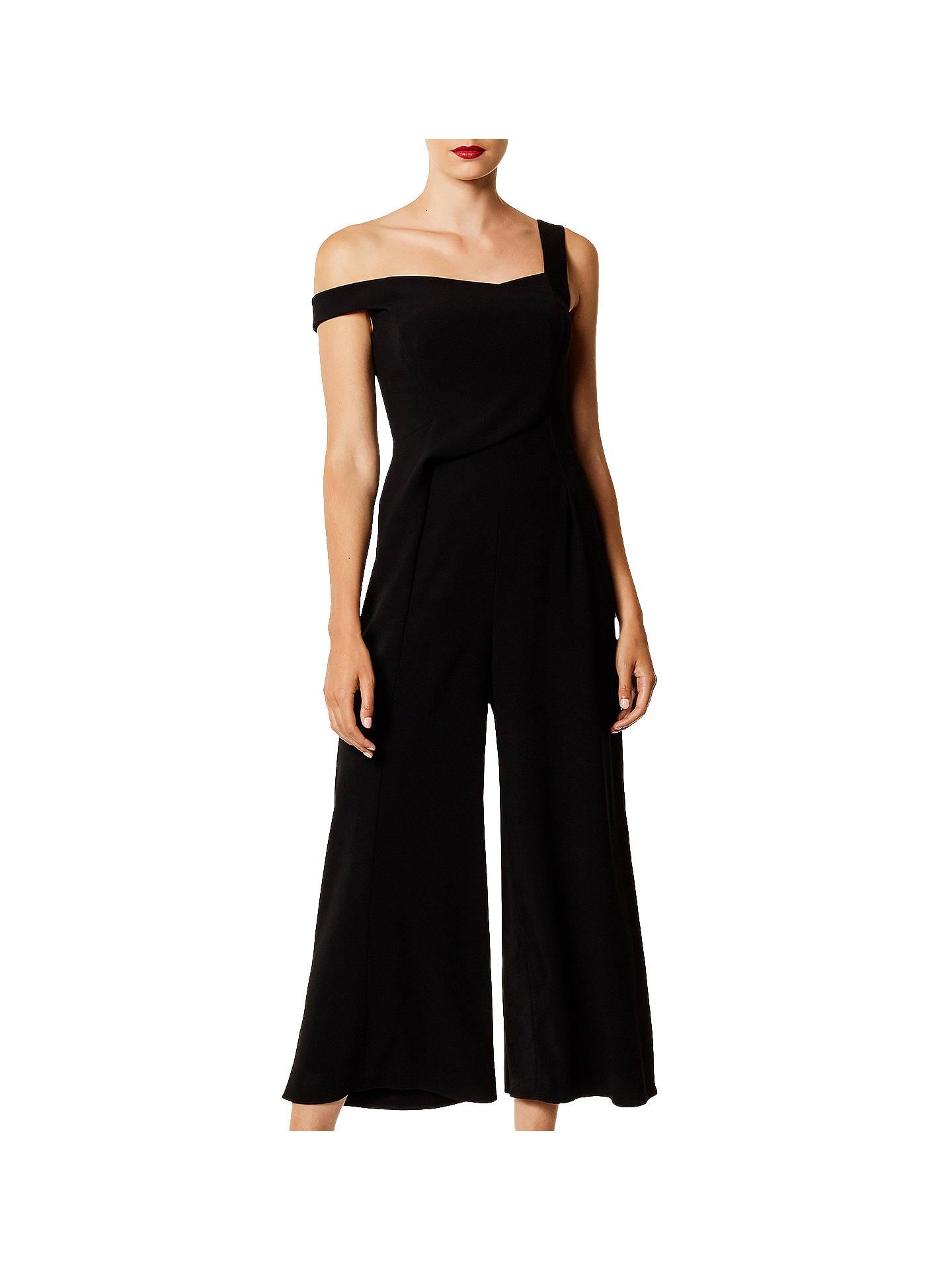 7847b38e7f20 Buy Karen Millen Asymmetric Wide Leg Jumpsuit