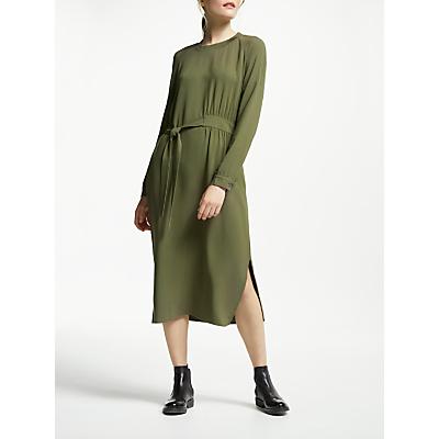 Numph Ermine Dress, Ivy Green