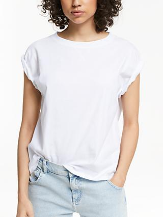 412d6dd8620e5e AND OR Tank Top Cotton T-Shirt