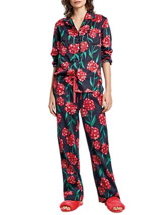 hush Flower Cotton Pyjama Set