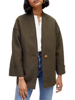 Warehouse Short Bonded Coat
