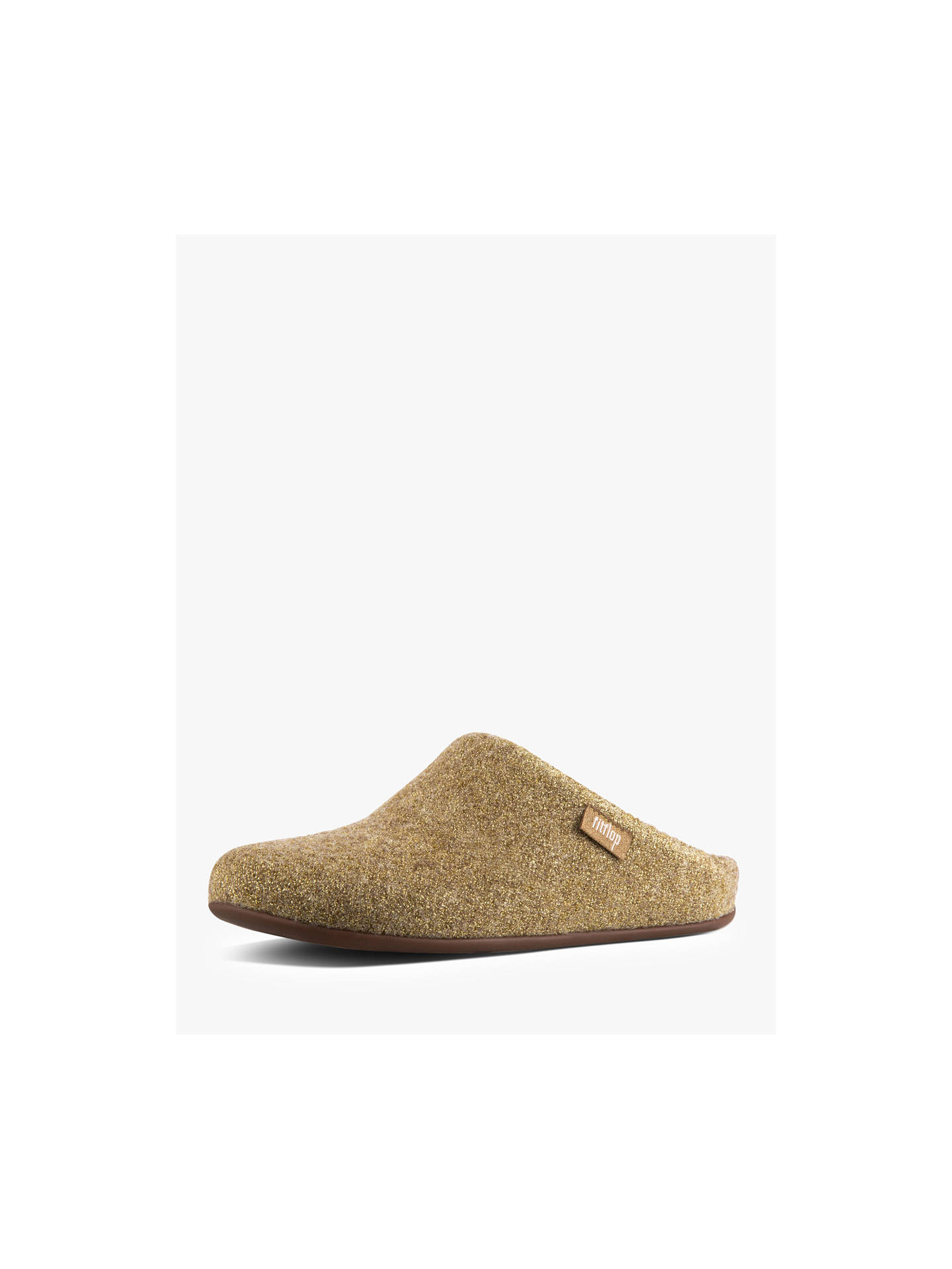 fa3e44b81 ... Buy Fitflop Chrissie Shiny Woollen Slippers