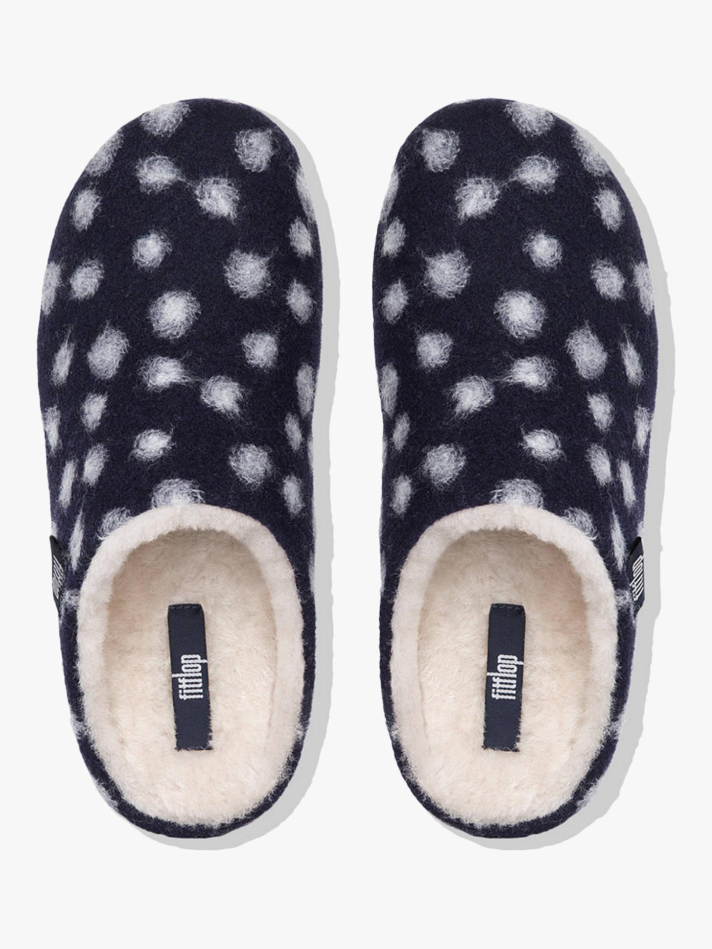 c4f6d4ce8 ... Buy Fitflop Chrissie Spot Print Woollen Slippers