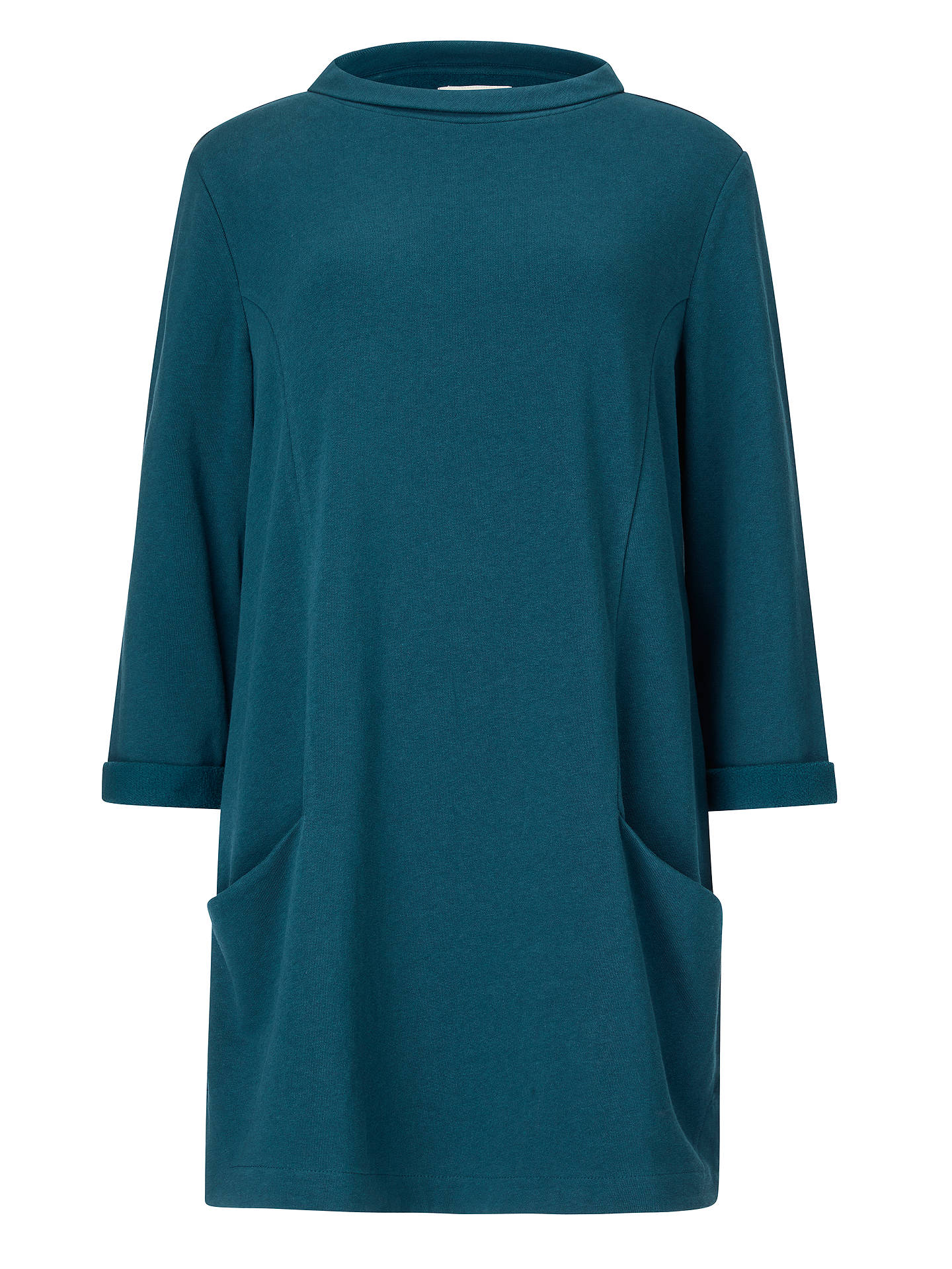 Buy Seasalt Dark Skies Tunic, Dark Lake, 18 Online at johnlewis.com