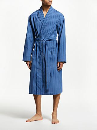 John Lewis   Partners Woven Stripe Dressing Gown 1287f3ae7