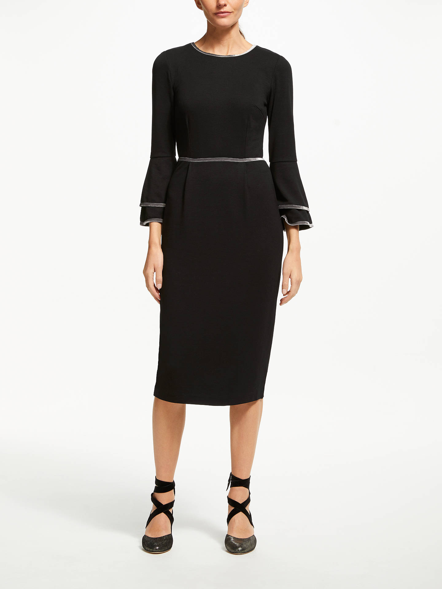 58bca66558e Boden Cora Jersey Dress at John Lewis   Partners