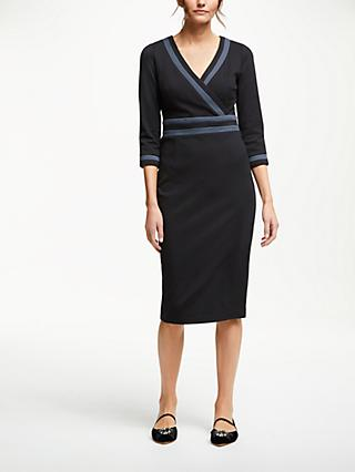 Boden Nellie Ponte Pencil Dress