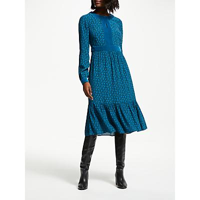 Boden Annabelle Midi Dress, Chatsworth Green