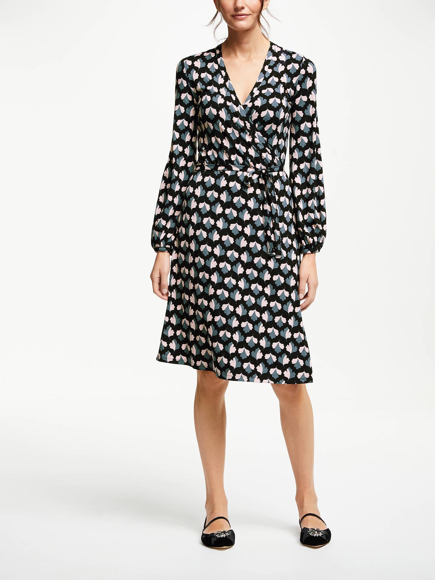 Boden Elodie Jersey Wrap Dress At John Lewis Amp Partners