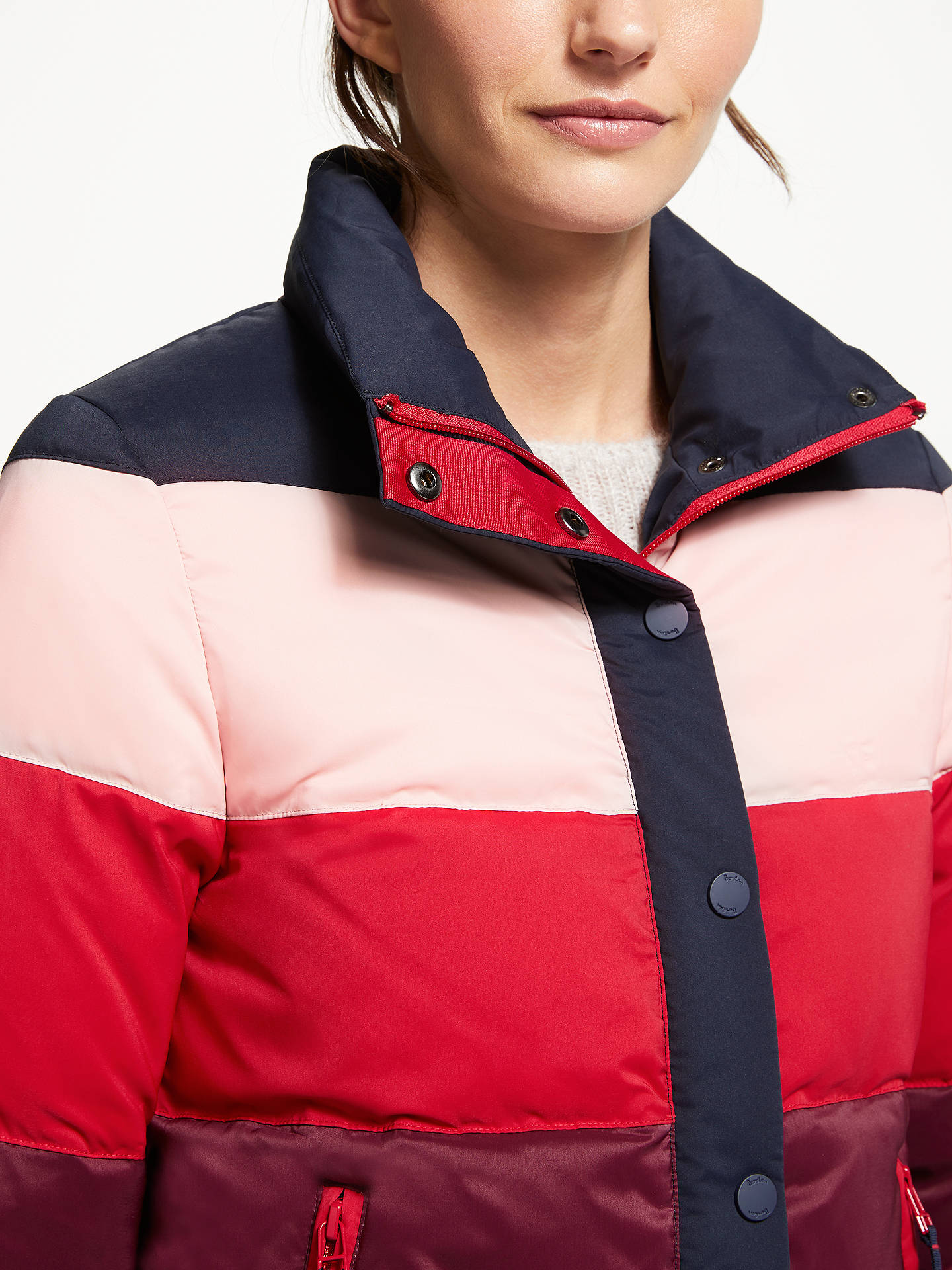 BuyBoden Arundel Puffer Jacket, Multi, 10 Online at johnlewis.com