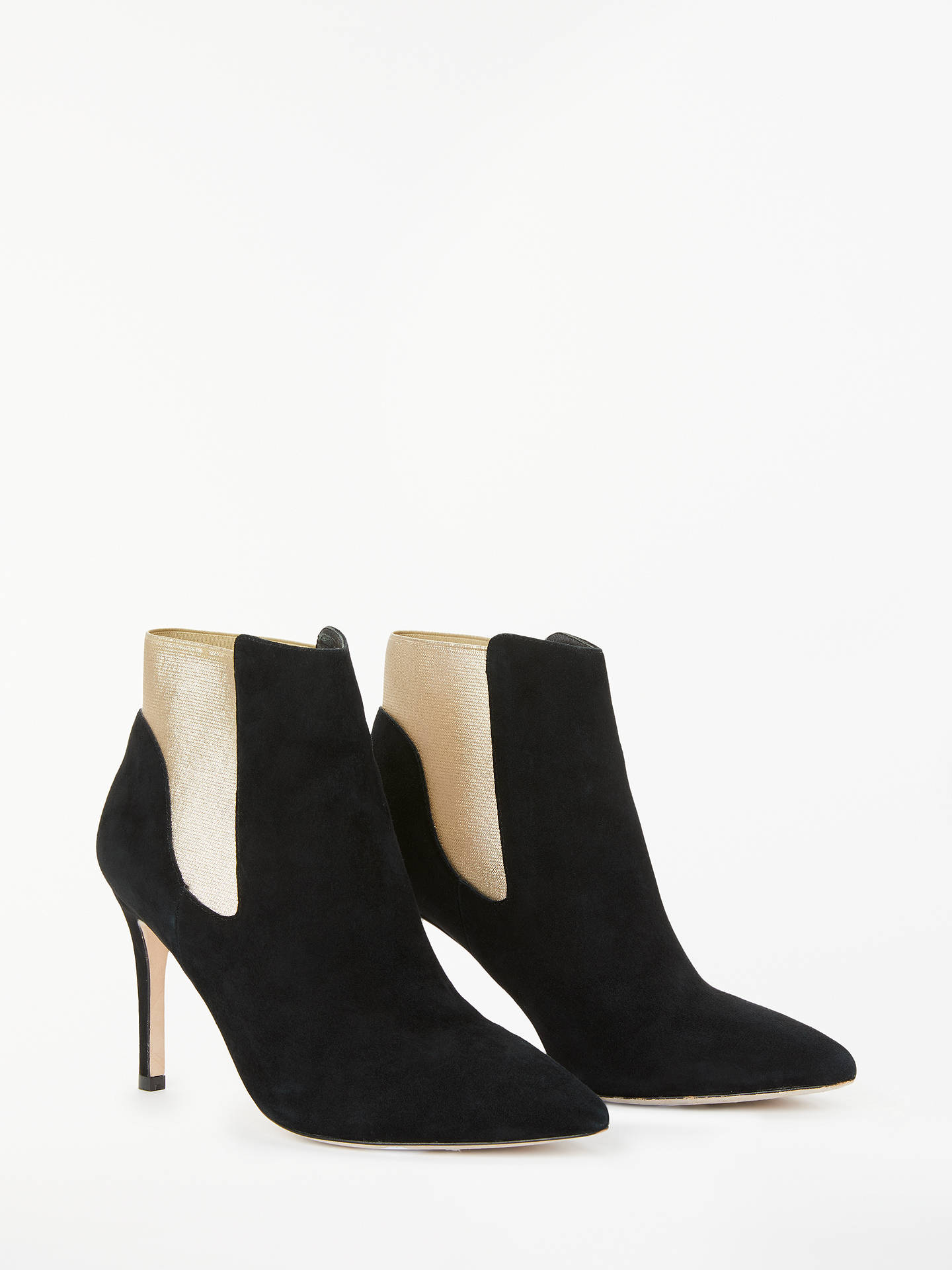 f9c518bc697 Boden Astell Stiletto Heel Ankle Boots at John Lewis   Partners
