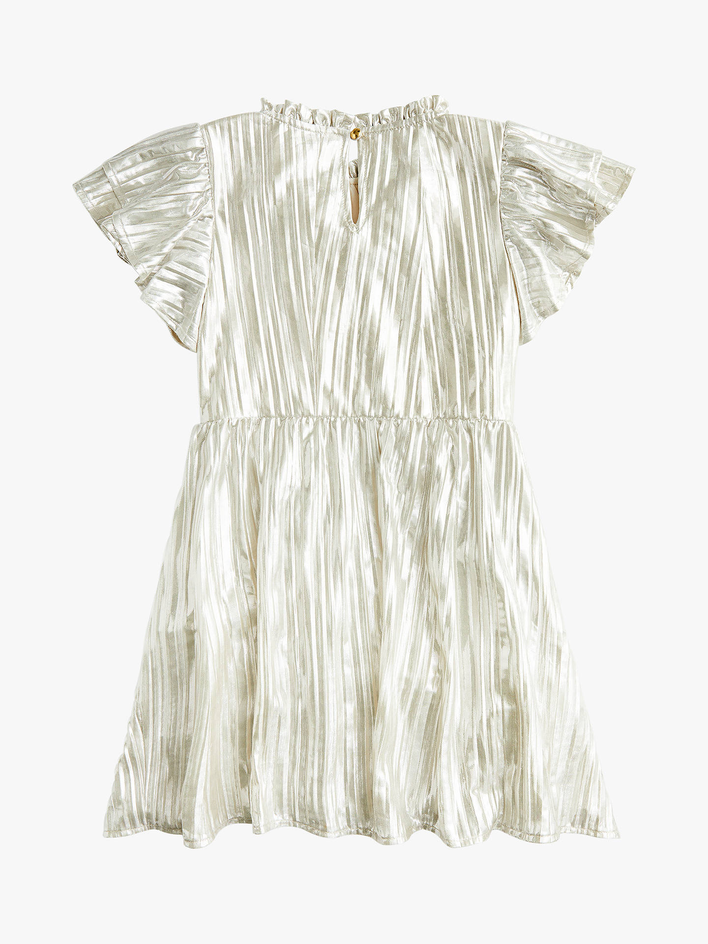 18043c9f255 Buy crewcuts by J.Crew Girls Shimmery Pleated Dress