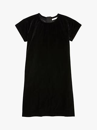 crewcuts by J.Crew Girls' Stretch Velvet Dress