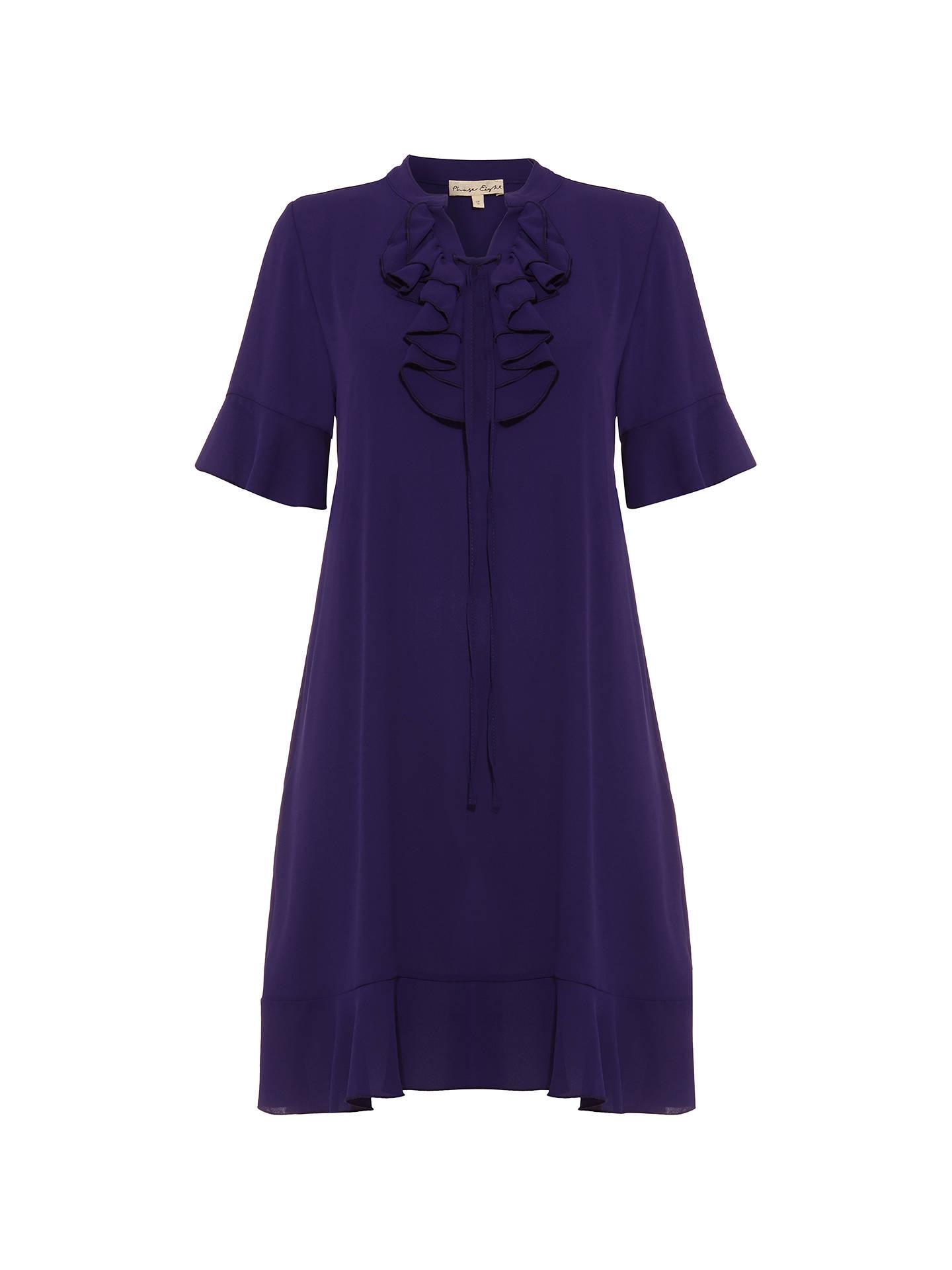 e024c5402b1 Phase Eight Sarah Frill Dress at John Lewis   Partners