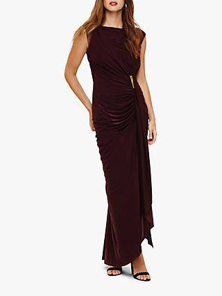 Phase Eight Donna Maxi Dress, Oxblood