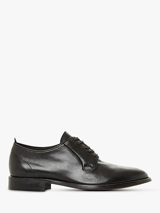 Buy Bertie Pachu'a Derby Shoes, Black, 11 Online at johnlewis.com