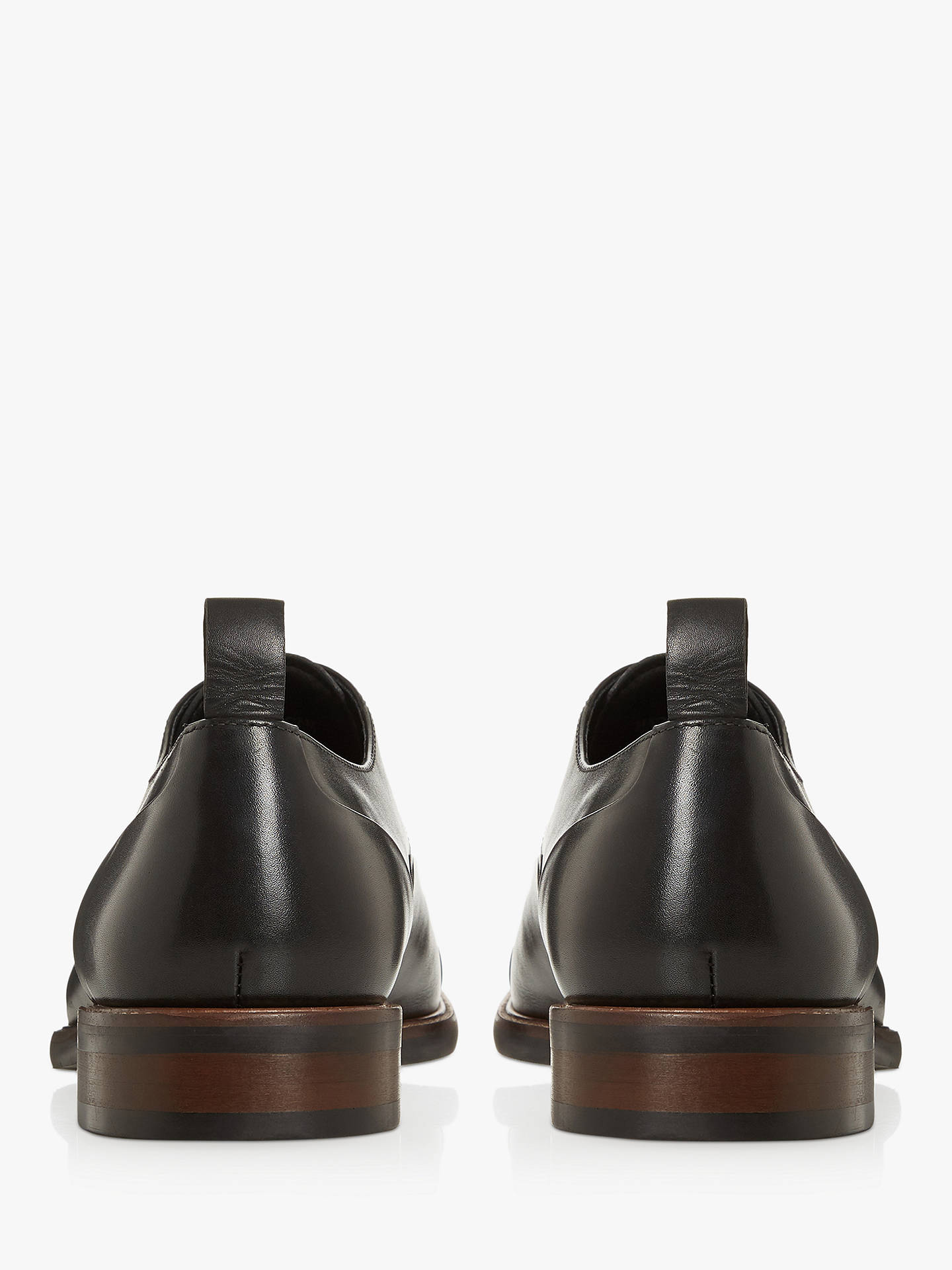 Buy Bertie Purlieu Toecap Oxford Shoes, Black, 7 Online at johnlewis.com