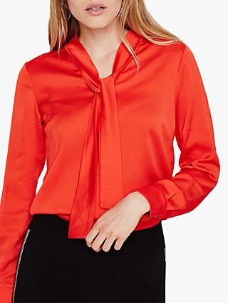 Damsel in a Dress Aliyah Blouse, Red