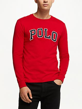 Polo Ralph Lauren Long Sleeve Logo T-Shirt