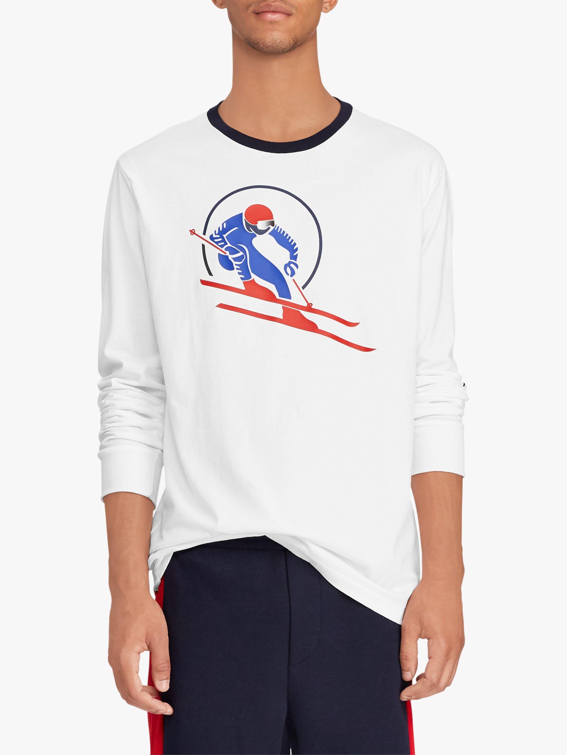 cd527b680c58d Polo Ralph Lauren Ski T-Shirt