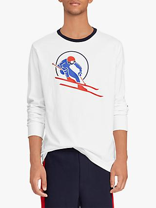 Polo Ralph Lauren Ski T-Shirt, White