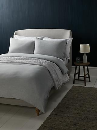 Croft Collection Melange Herringbone Bedding