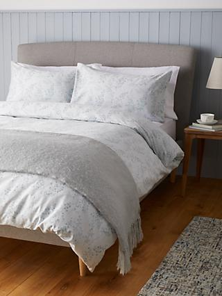 John Lewis & Partners Everdene Weave Duvet Cover Set