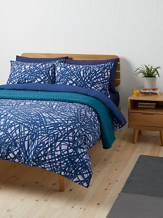 House by John Lewis Scribble Duvet Cover Set