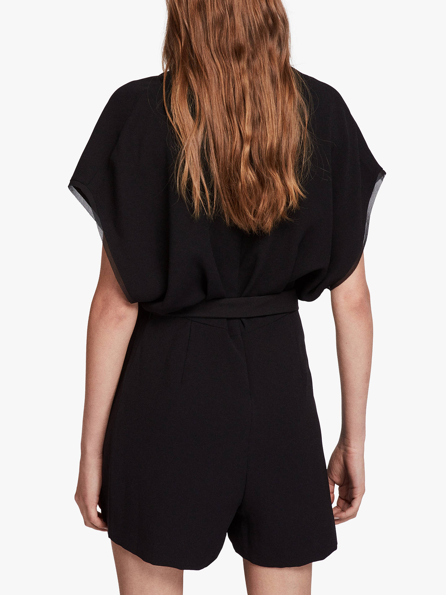 31abe1de7d75 ... Buy AllSaints Reid Short Sleeve Playsuit