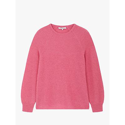 Gerard Darel Christine Blouson Sleeve Jumper, Pink