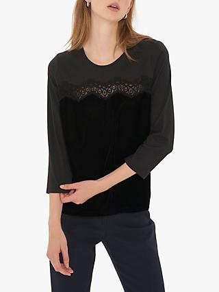 Gerard Darel Nadia T-Shirt, Black
