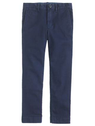 crewcuts by J.Crew Boys' Skinny Fit Stretch Chinos