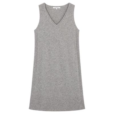 Gerard Darel Alex Cashmere Dress, Grey