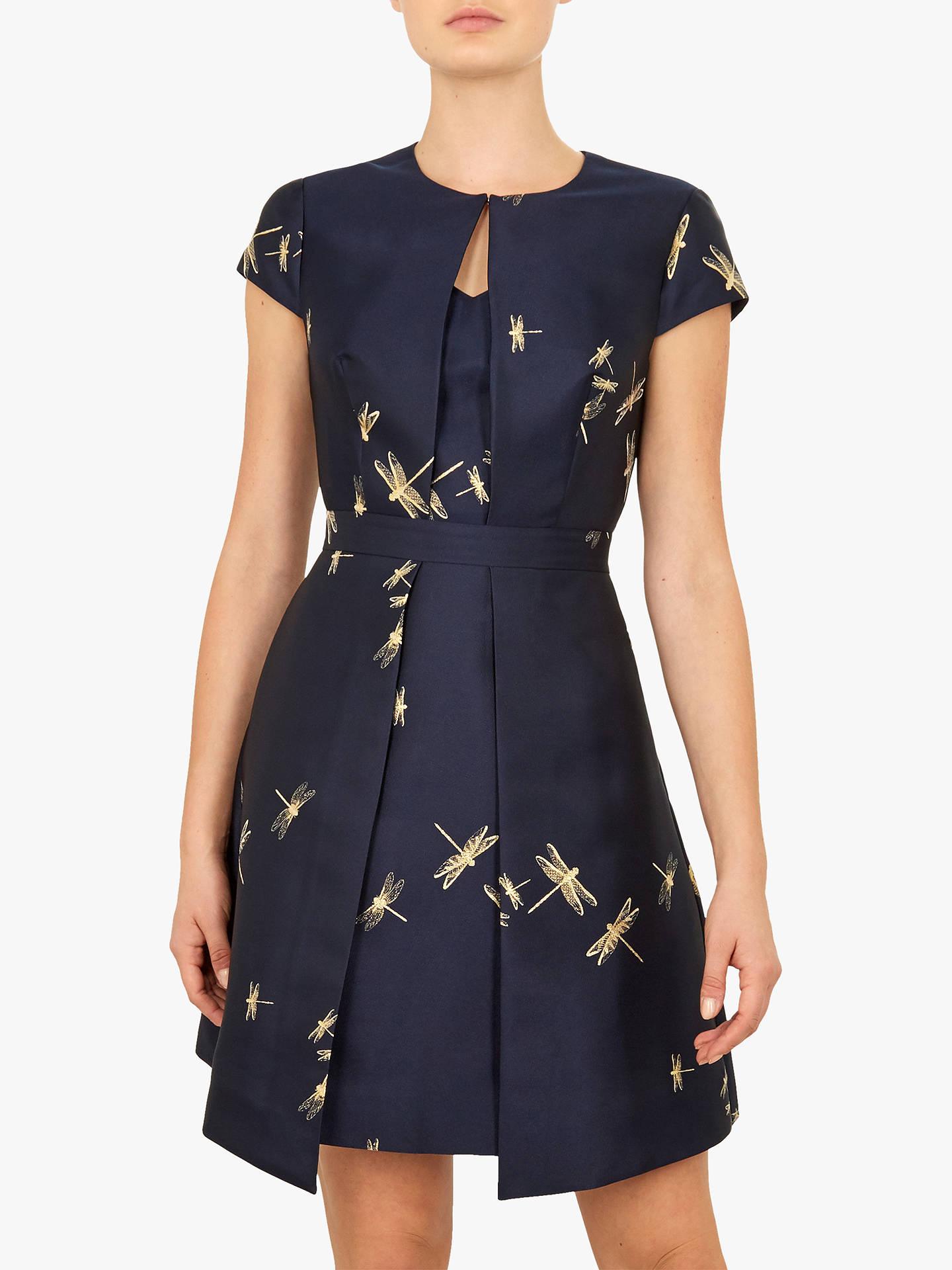 658934ecc10 Buy Ted Baker Ardene Dragonfly Dress
