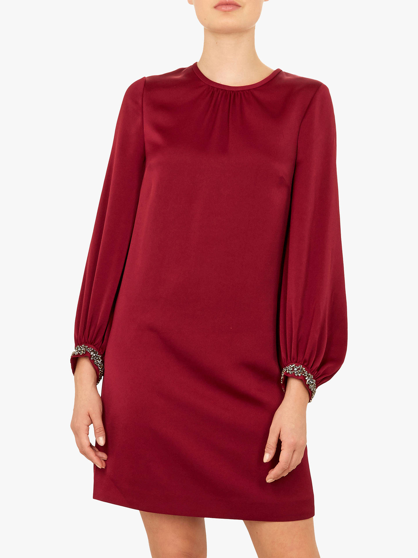 1e29933dc Buy Ted Baker Joele Crepe Tunic Dress