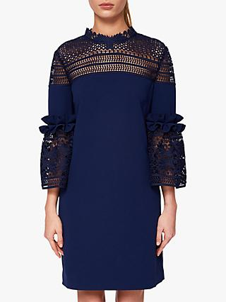 Ted Baker Cut Out Panel Lucila Tunic Dress fcc339735