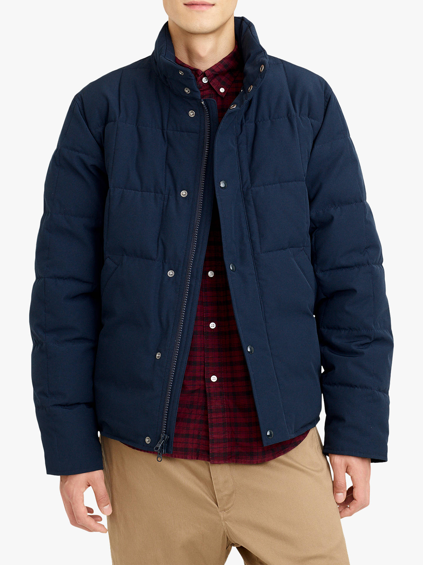 c11083552a Buy J.Crew Nordic Box Quilted Jacket