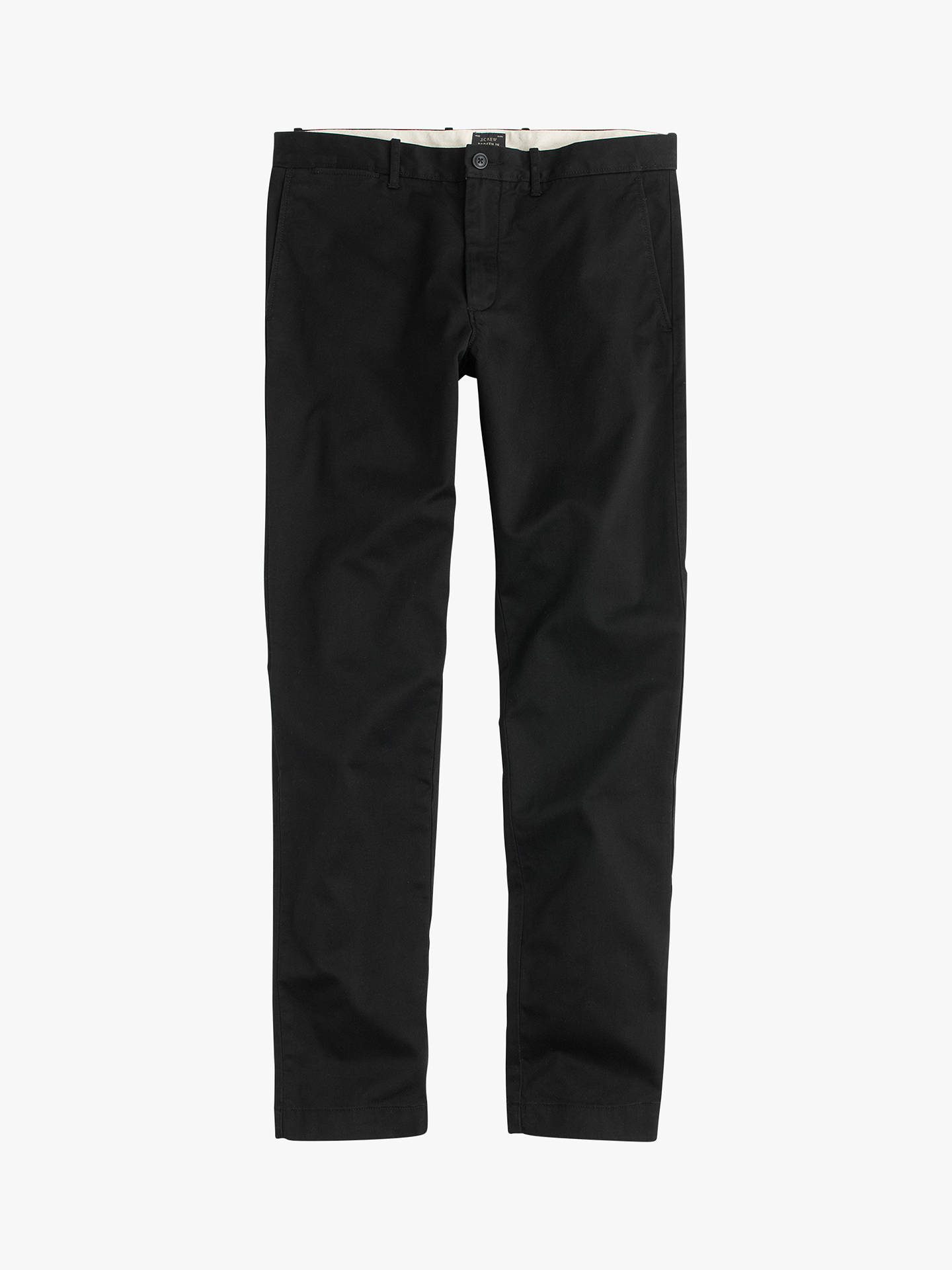eaf1c73cc10b J.Crew Slim Fit Stretch Chinos at John Lewis   Partners