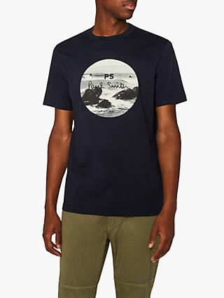 PS Paul Smith Surf T-Shirt, Navy